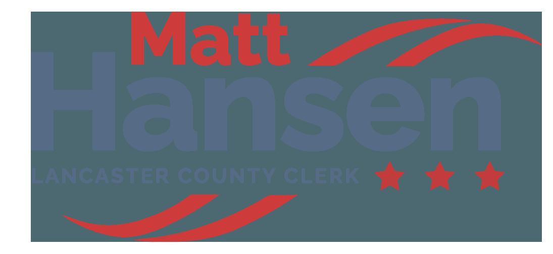 Senator Matt Hansen